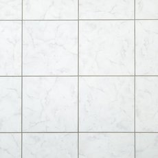 Cristal White Polished Ceramic Tile
