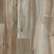 Brookwood Silver Wood Plank Porcelain Tile