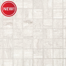 New! Forum Ivory Porcelain Mosaic