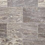 Aqua Silver Vein Cut Travertine Tile
