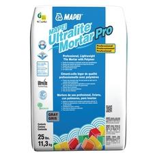 MAPEI Ultralite Mortar Pro White Powder Polymer-Modified Mortar