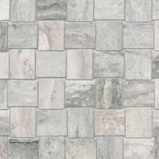 Travertino Grigio Porcelain Mosaic