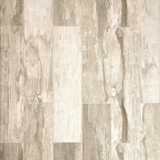 Westford Gray Wood Plank Porcelain Tile