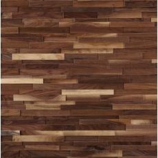 Black Walnut Hardwood Wall Plank Panel