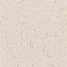 Ready To Install Pebble Rock Quartz Slab Includes Backsplash