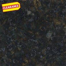 Clearance! Ready To Install Ubatuba Granite Slab Includes Backsplash