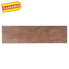 Clearance! Interno Rust Porcelain Tile