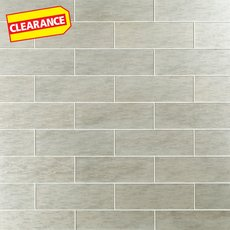 Clearance! Mystic Cashmere Glass Tile