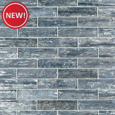 New! Opal Lustre Glass Tile