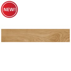 New! Lignum Teak Wood Plank Porcelain Tile