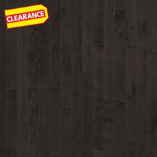 Clearance! Iron Maple Smooth Solid Hardwood