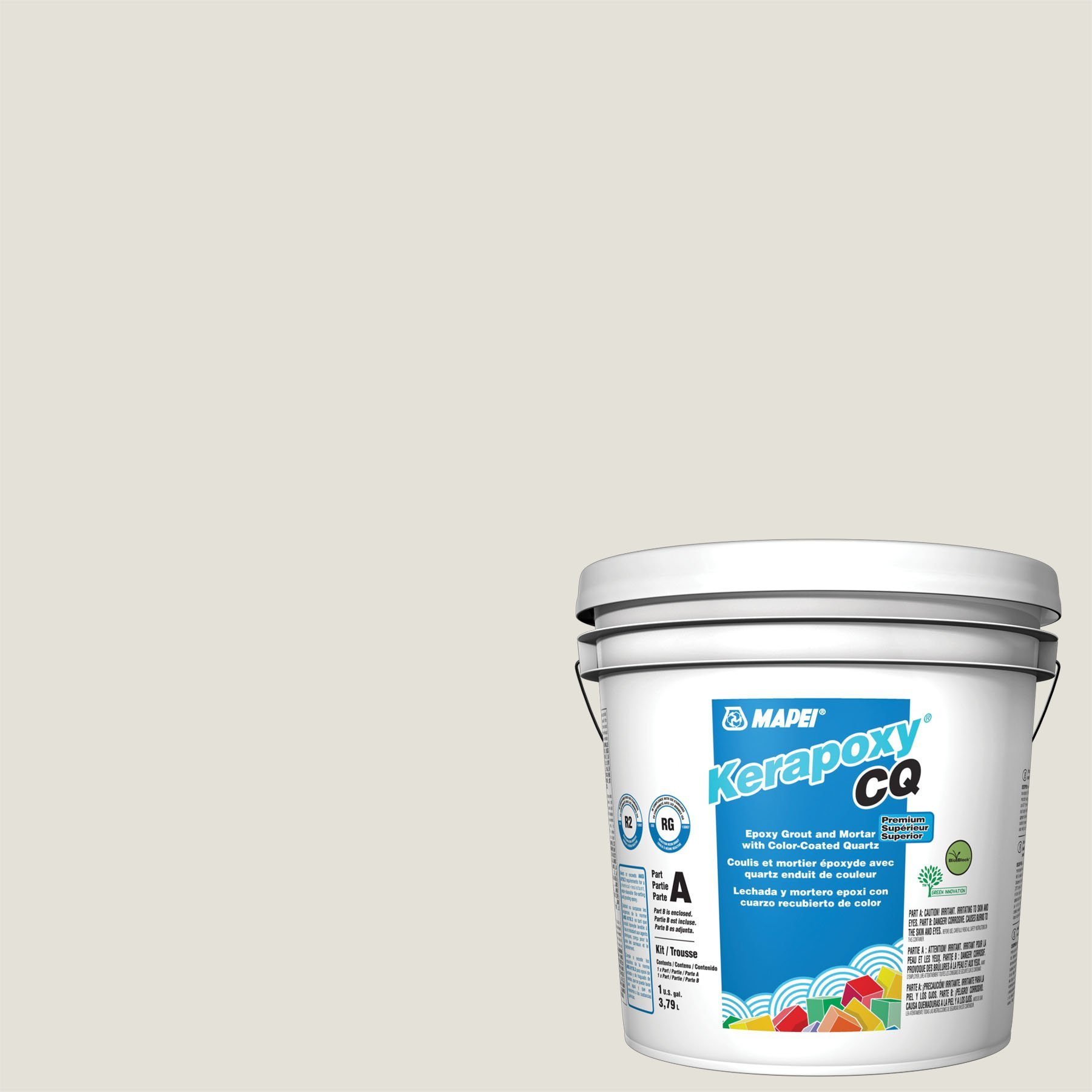 Mapei 00 White Keracolor Unsanded Grout 25lb