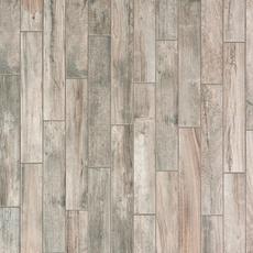 Gunnison Gray Wood Plank Porcelain Tile