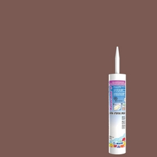 Mapei 113 Brick Red Keracaulk S Sanded Siliconized Acrylic Caulk