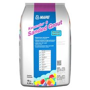 mapei 101 rain keracolor s sanded grout 10lb 100242734 floor and decor. Black Bedroom Furniture Sets. Home Design Ideas