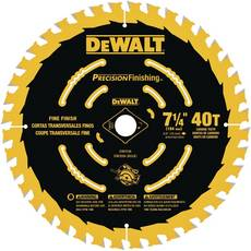 DeWalt 7 1/4in. 40T Precision Finishing Saw Blade