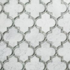 Electra Carrmirror Waterjet Marble Mosaic