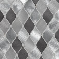 Naxos Lantern Aluminum Metal Mosaic