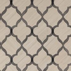 Beacon Hill Arabesque Water Jet Cut Porcelain Mosaic