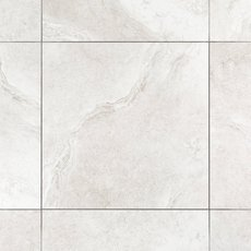 Kodiak White Polished Porcelain Tile
