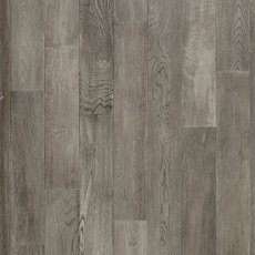 Mirren Gray Oak Hand Scraped Wire Brushed Solid Hardwood