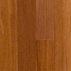 Natural Brazilian Teak Smooth Solid Hardwood