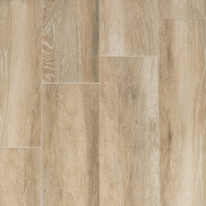 Truewood Cream Wood Plank Porcelain Tile