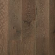 Hallet Peak Oak Wire Brushed Engineered Hardwood
