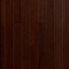 EcoForest Heritage Nutmeg Handscraped Solid Stranded Bamboo