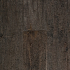 American Gray Maple Hand Scraped Solid Hardwood