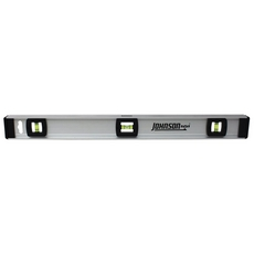Johnson 24in Aluminum Level with Rule