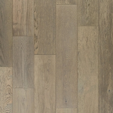 Flint Oak Wire Brushed Engineered Hardwood