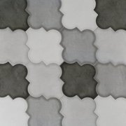Eternity Mix Ceramic Mosaic