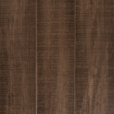EcoForest Vintage Taupe Hand Scraped Solid Stranded Bamboo