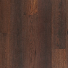 Mocha Hickory Hand Scraped Engineered Hardwood