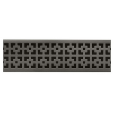 Compotite 24in. Mission Design Oil Rubbed Bronze Grate