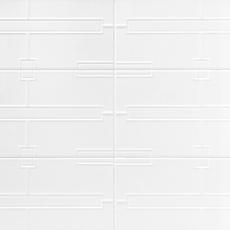 Maddox White Ceramic Tile
