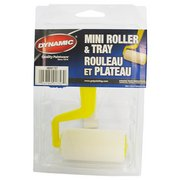 Dynamic HB001757 Mini Paint Roller and Tray