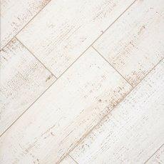 Windsor White Wood Plank Porcelain Tile