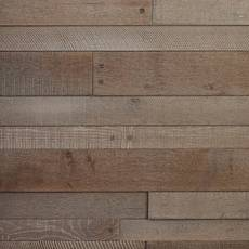 Midshipman Oak Hardwood Wall Plank Panel