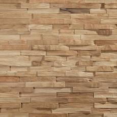 Natural White Oak Hardwood Wall Plank Panel