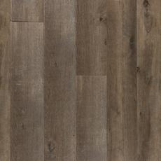 AquaGuard Reclaimed Gray Oak Water-Resistant Laminate