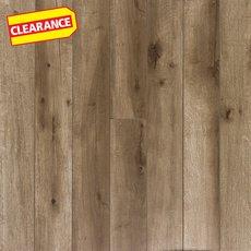 Clearance! Mixed Aged Oak Water-Resistant Laminate