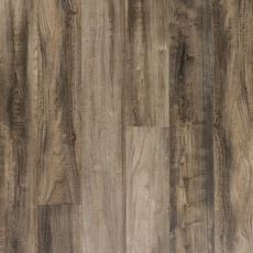 NuCore Ombre Gray Hand Scraped Plank with Cork Back