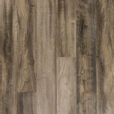 Ombre Gray Rigid Core Luxury Vinyl Plank - Cork Back