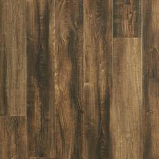 Ombre Tan Rigid Core Luxury Vinyl Plank - Cork Back
