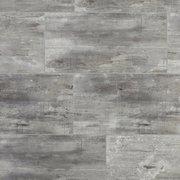 Rustic Gray Grouted Rigid Core Luxury Vinyl Tile- Cork Back