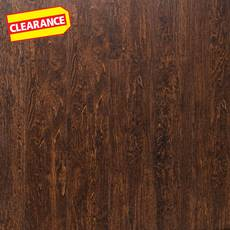Clearance! Maduro Birch Luxury Vinyl Plank