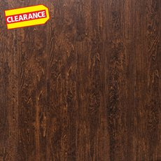 Clearance! Maduro Birch Luxury Vinyl Plank