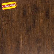Clearance! Toasted Hickory Luxury Vinyl Plank